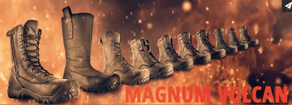 2015 | Magnum Boots® South Africa